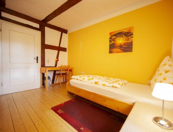 Einzelzimmer in der Ferienwohnung